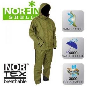 Костюм для рыбалки Norfin Shell  - «Вулкан» товары для рыбалки, охоты, туризма и дайвинга, камуфлированные костюмы, обувь и одежда в Харькове