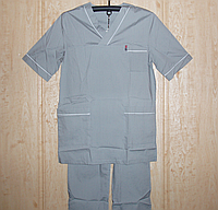 Медицинский мужской костюм  х/б  р.р. 42-58