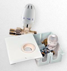 Термостатические комплекты для теплого пола