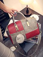 Женская лаковая сумка, фото 1
