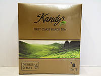 Чай черный Kandy's First Class Black Tea 100 пакетиков, фото 1