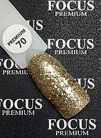 Гель-лак FOCUS premium № 70, 8 мл