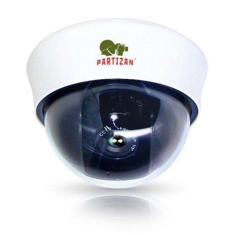 Купольная видеокамера Partizan CDM-VF32HQ-7 - Контроль и Безопасность в Днепре