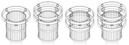 Электрическая печь для сауны и бани (каменка) Harvia Legend 11кВт