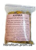 Очищающий чай цветочный «Аурика» 50 грамм