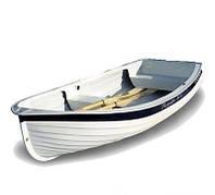Пластиковая лодка прогулочная Grand Regatta RG370