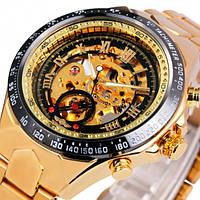 Winner Мужские часы Winner Action Gold