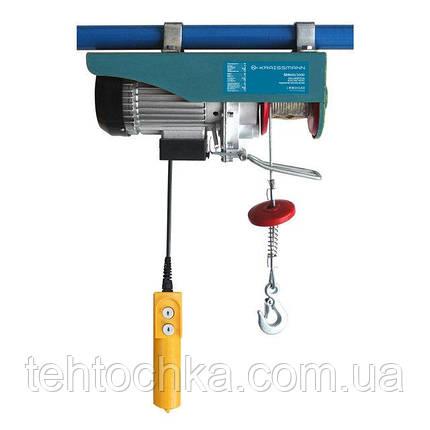 Подъемник электрический KRAISSMANN SH 250/500, фото 2