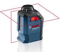 Линейный лазерный нивелир Bosch GLL 2-20+BM3 Professional (0601063J00)
