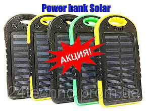 Зарядка от Солнца! Power Bank Solar 10000mAh , фото 2
