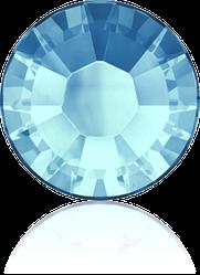 2038 XILION Rose ss 6 (2mm), Aquamarine (202)
