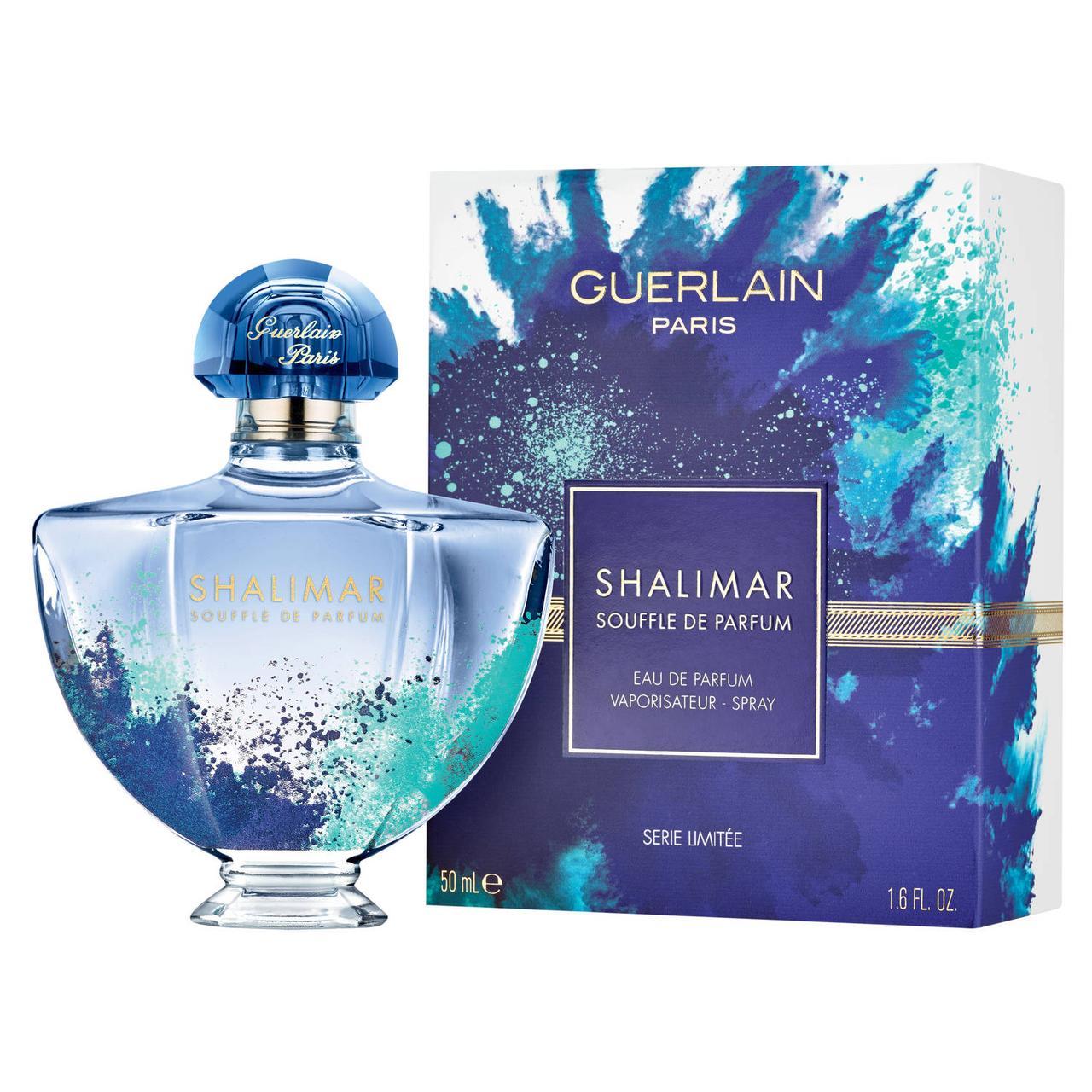 оригинал Guerlain Shalimar Souffle De Parfum Edition Limitee 50ml