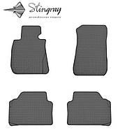 BMW 3 (E91) 2005-2011 Задний правый коврик Черный в салон. Доставка по всей Украине. Оплата при получении