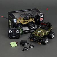 Джип 509 А-1  р/у, 2 цвета, аккумулятор 3.6V, в коробке