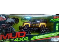 Джип внедорожник полный привод  4х4 MUD off Road 1:16