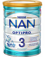 Nestle Молочная смесь NAN 3 OptiPro 400г 7613032476175