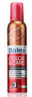 Balea Color & Care 3 ,Пена для волос (250 ml) Германия