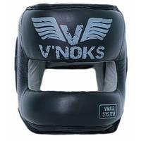 Боксерский шлем с бампером V`NOKS BOXING MACHINE