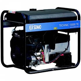 Генератор бензиновый SDMO Technic 15000 TE + MODYS (11,5кВт)