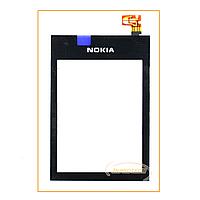 Сенсор (тачскрин) Nokia Asha 300 Black