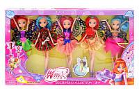 """Кукла """"Winx"""" (5 шт в коробке) (637A)"""