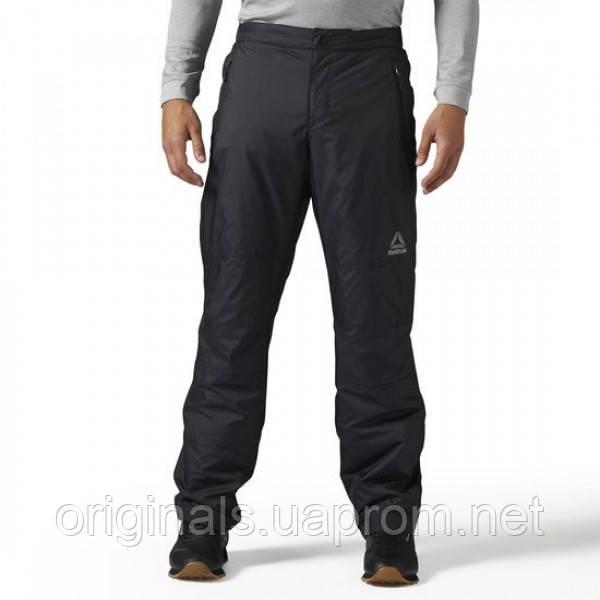 Спортивные мужские брюки Рибок Outdoor Fleece Lined S96412