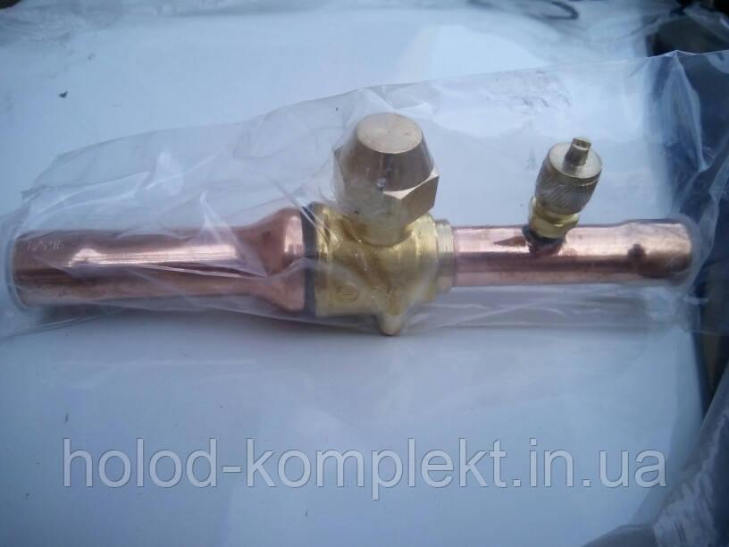 """Кульовий вентиль BV010-S 1-1/8"""""""