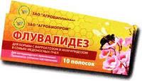 Флувалидез пластинки, для лечения и профилактики ВАРРОАТОЗА ПЧЕЛ,Агробиопром