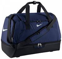Современная спортивная сумка для мужчин, 81 л. NIKE NK CLUB TEAM L HDCS, BA5195-410 синий с черный