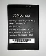 Prestigio Аккумулятор Prestigio PSP5517 Duo 4000mAh Original