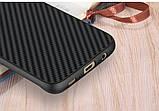 Карбоновий чохол-накладка Nillkin Synthetic Fiber для Samsung S7 Edge (G935F), фото 8