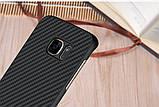 Карбоновий чохол-накладка Nillkin Synthetic Fiber для Samsung S7 Edge (G935F), фото 9