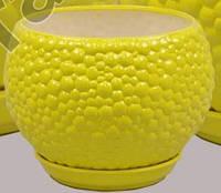 Горшок керамический Шар 0,4 л