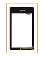 Сенсор (тачскрин) Nokia Asha 305, Asha 306 Black Original
