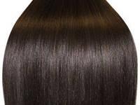 РАСПРОДАЖА 100%!!! Европейские  волосы на капсулах 55см., фото 1