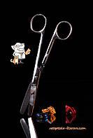 Ножницы тупоконечные прям.170 мм