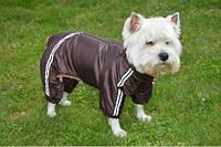 Комбинезон для собаки на меху зимний