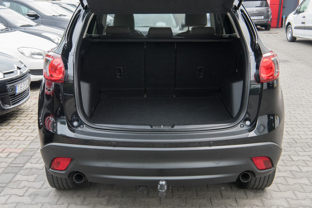 RBP731 rear bumper protector Mazda CX-5 2011-2017