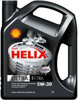 Моторное масло Shell Helix Ultra Extra 5w-30 4л