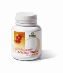 Мастоклин з лецитином (Таблетки) 60 таблеток