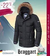 Куртка на зиму детская Braggart