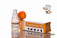 Тилозомикол  (10 мл.)  5% оральн /пипетка /Фарматон