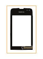 Сенсор (тачскрин) Nokia Asha 311 Black Original