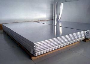 Плита алюминиевая 12 мм сплав 6082 аналог АД35Т, размеры 1020х2020 мм, фото 2