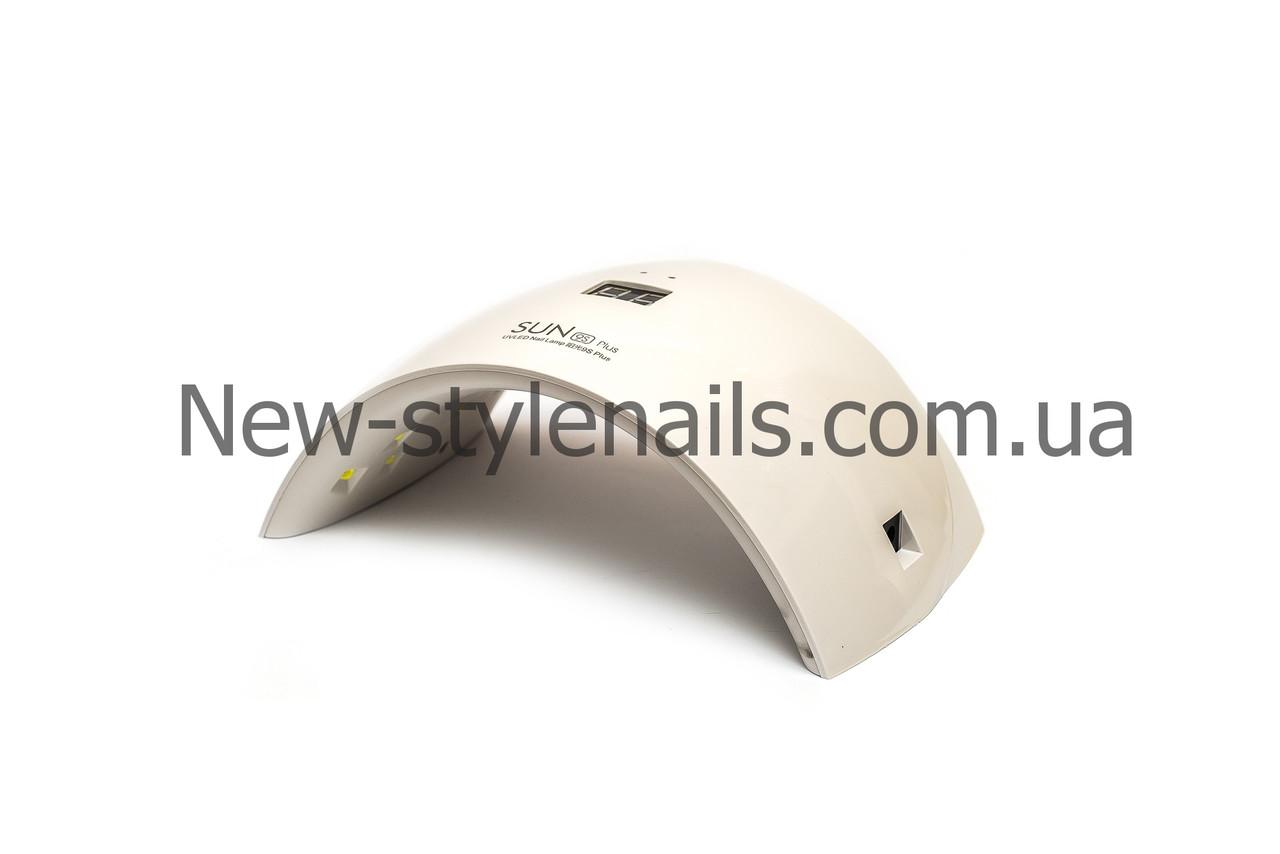 Профессиональная светодиодная лампа для ногтей SUN(9S)PLUS UV+LED , 36 W с дисплеем