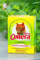 ОМЕГА NEO морские водоросли №90 витамины для кошек