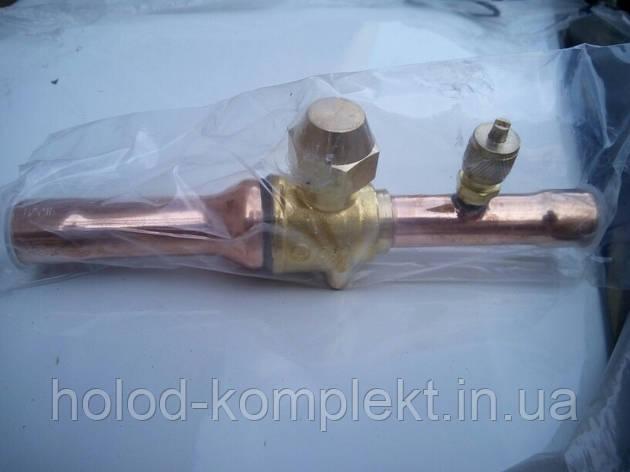 Кульовий вентиль BV013-S 1-5/8, фото 2