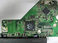 Плата HDD 500GB 7200 SATA2 3.5 WD WD5000AAKS-00A7B0 701537-003