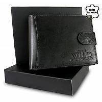 Классический кошелек Always Wild из 100% натуральной кожи