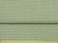 """Льняная умягченная жаккардовая ткань """"Баня"""", для пледов, полотенец, халатов + эффект Крэш"""